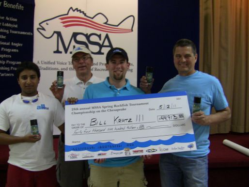 The Fish Bomb brings home the lions share of the MSSA Tournament.